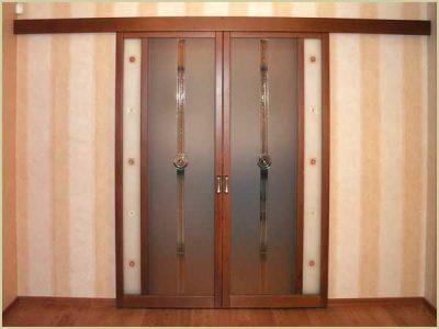 Купейные межкомнатные двери (фото)