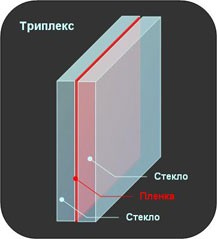 Устройство триплекса