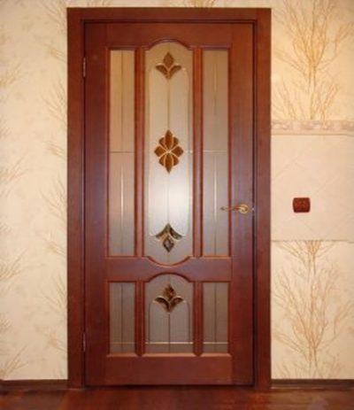 Новая межкомнатная дверь
