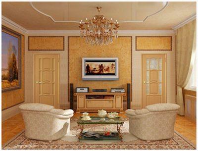 Ламинированные двери удивительно хорошо вписываться в любой интерьер