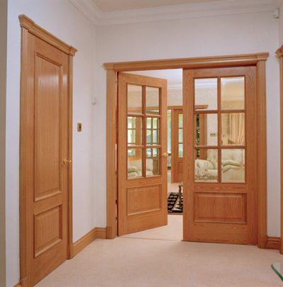 Работа компании «Miass – dveri»: двери установлены на совесть