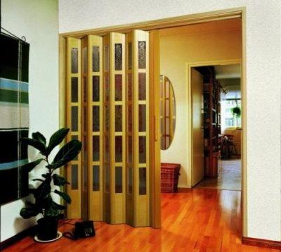 Задвижные межкомнатные двери, фото