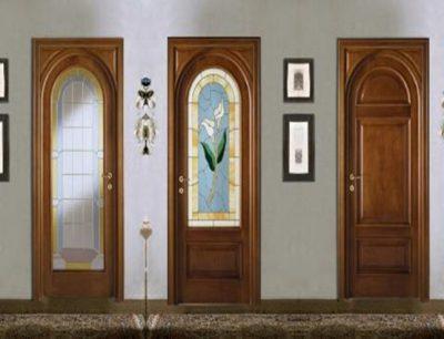 Разные виды дверей