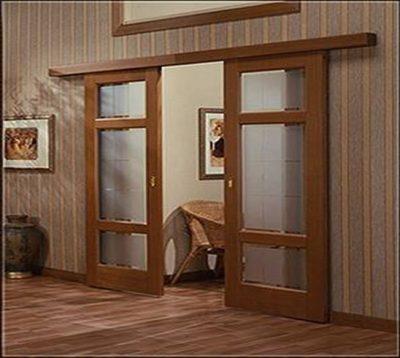 Качественная установка очень важна для раздвижных дверей