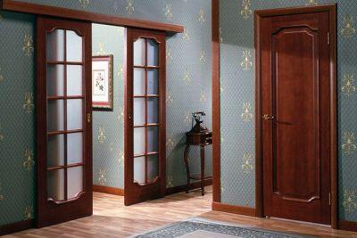 Деревянные изделия со стеклянными вставками