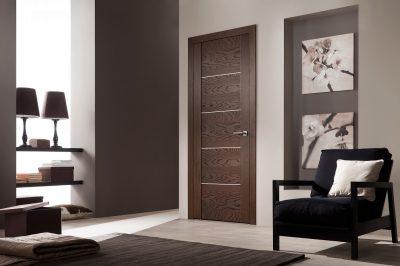 Каждое дизайнерское решение предполагает свою дверь
