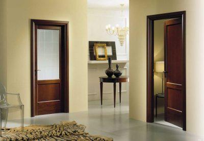 Отличные варианты, которые отвечают на вопрос, какие двери лучше ставить между комнатами