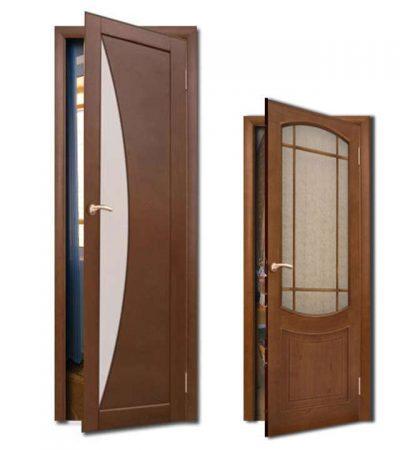 Образцы межкомнатных дверей