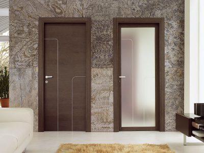 Внешний вид возможных дверных конструкций в интерьере