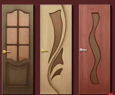 Образцы дверей
