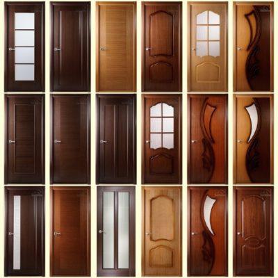 Белорусские двери (модели)