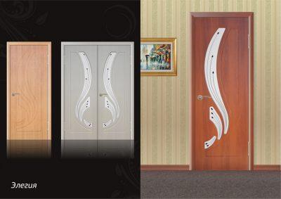 Дизайнерская дверь «Элегия»
