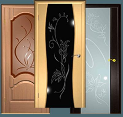 Дизайнерские двери российского производства