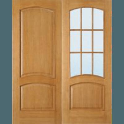 Дверь светлого  оттенка