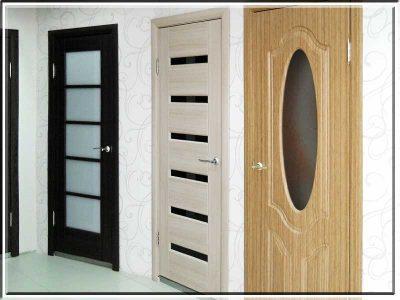 Межкомнатные двери (ассортимент)