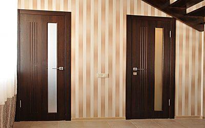 Двери, выполненные из МДФ