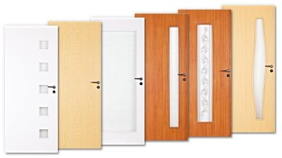 Финские двери натуральный шпон