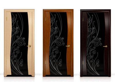 Межкомнатные двери Арт деко