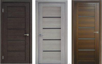Межкомнатные двери (экошпон)