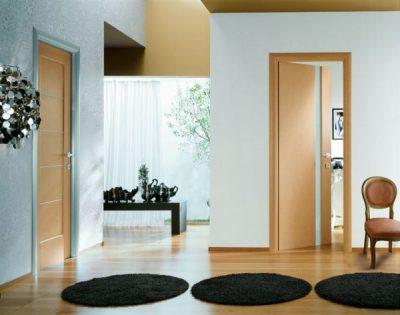 Межкомнатные двери из ПВХ от фабрики Эстет