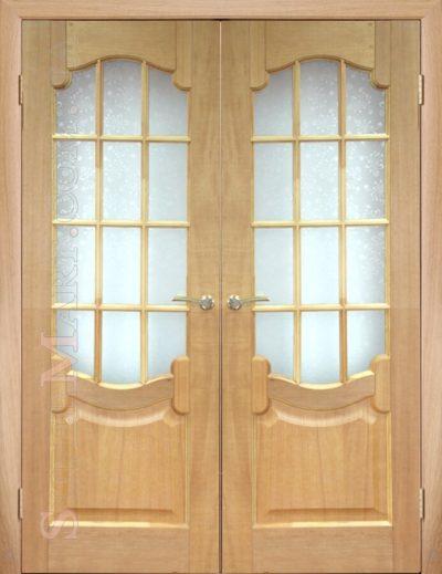 Модель двустворчатой двери
