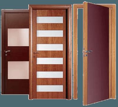 Примеры моделей межкомнатных дверей