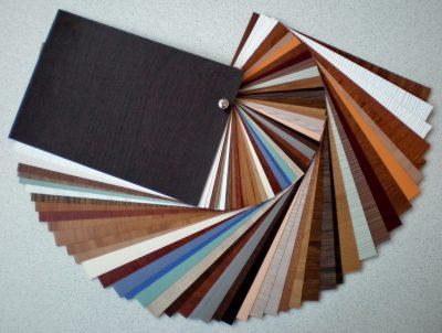 Разнообразие расцветок и фактур для межкомнатных дверей с ПВХ покрытием