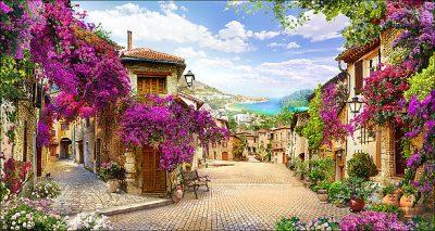 Прованские пейзажи