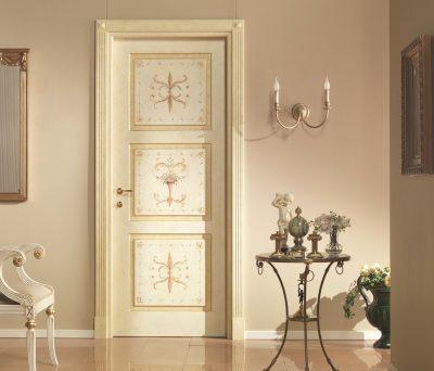 Внутренние двери в стиле прованс