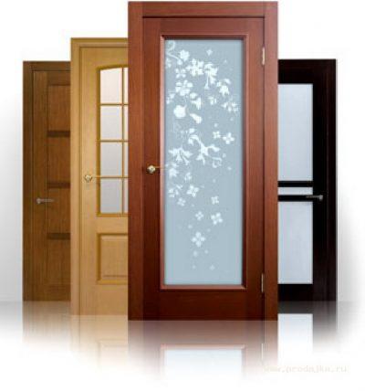 Готовые комплекты дверей