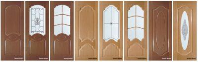Ассортимент межкомнатных дверей от фабрики «Браво»