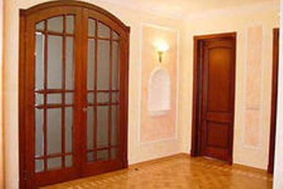 Двупольные межкомнатные двери