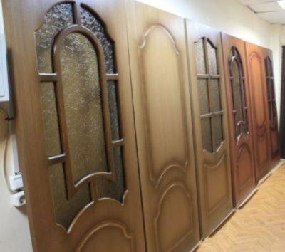 Белорусские шпонированные двери