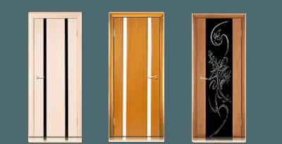 Пример дверей от салона «Альянс»