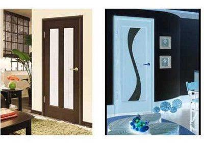 Стилевые решения для межкомнатных дверей Вашего дома