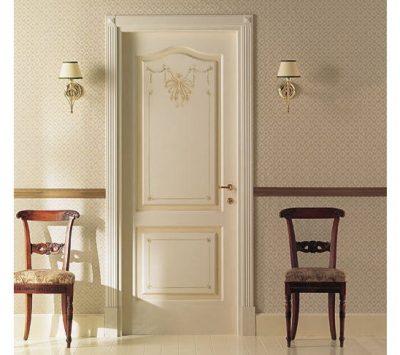 Классические межкомнатные двери (белые)