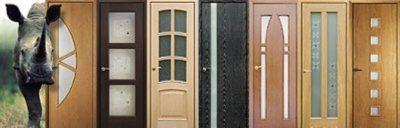 Модели межкомнатных дверей от компании «Невский стиль»