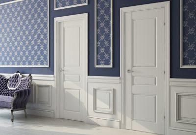 Вариант традиционного английского стиля в сочетании со стеновыми панелями