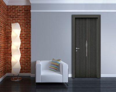 Межкомнатная дверь в современном интерьере