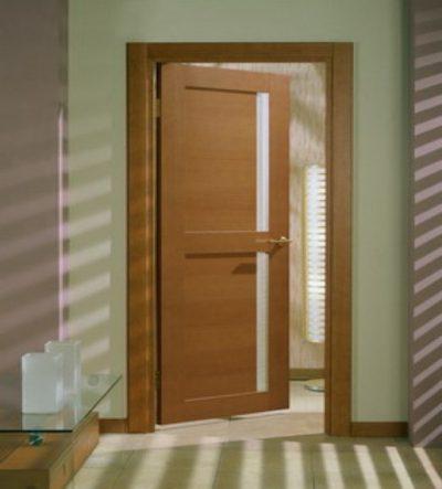 Простые и надежные двери
