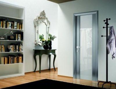 Дверь Profil Doors, экошпон  в классическом интерьере