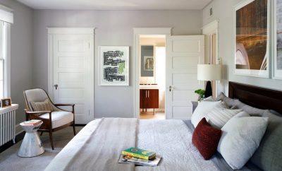 Современный вариант оформления комнаты