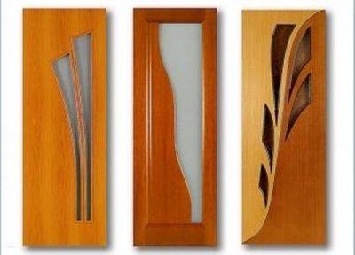 Модели межкомнатных дверей в ассортименте