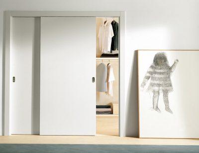 Раздвижные двери в стиле неомодерн