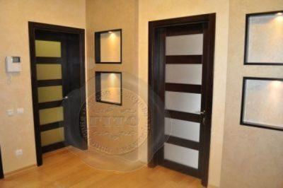 Двери «Карат» стиля Модерн