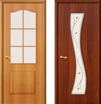 Двери эконом-класса от компании «Практика»