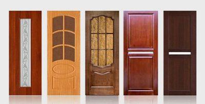 Двери от компании-магазина «Все двери»