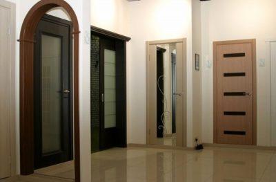 Межкомнатные двери от компании «Эстет»