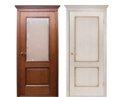 Пример классических дверей