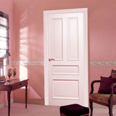 Вариант двери цвета слоновой кости